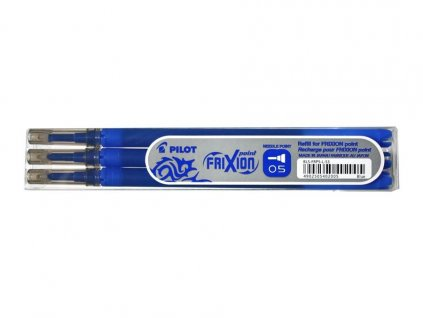 Náplň Frixion Point 0,5 - modrá / 3 ks