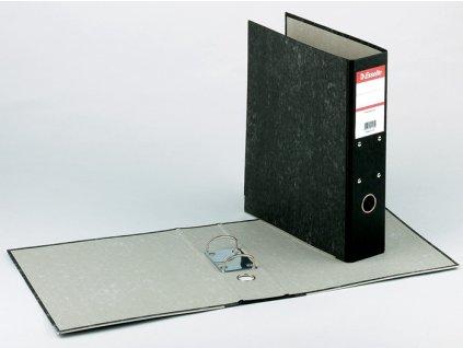 Pořadač A4 papírový závěsný - hřbet 8 cm