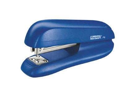 Kancelářský sešívač Rapid F6 - modrá
