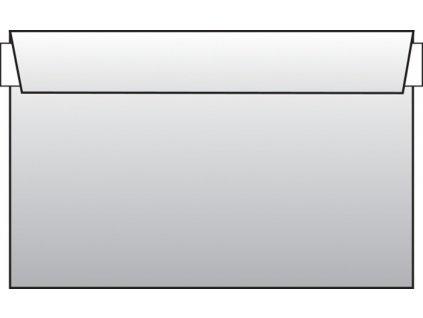 Obálky C5 samolepicí s krycí páskou - bez okénka / 1000 ks