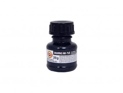 Tuš černá - 20 g