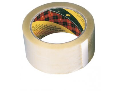 Balicí pásky Scotch - 48 mm x 66 m / transparentní