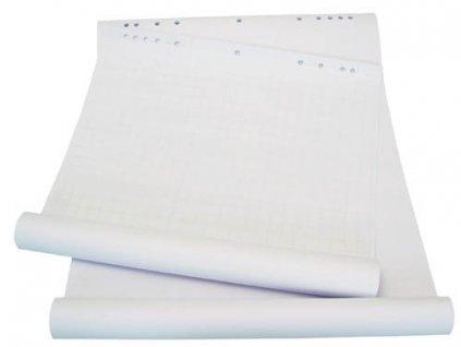 Blok pro flipchartové tabule - čistý