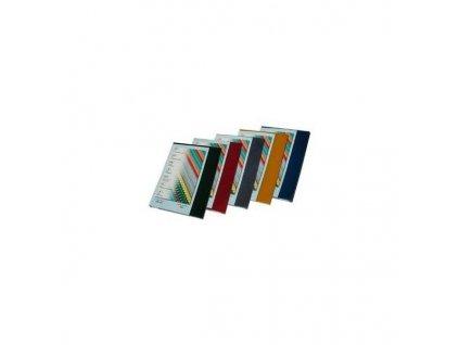 Desky pro kroužkovou vazbu přední strana - A4 / kouřová / 100 ks