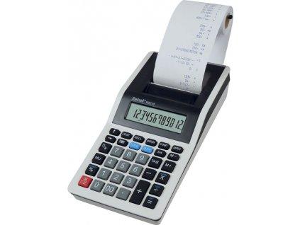 Kalkulačka Rebell PDC10 - displej 12 msít