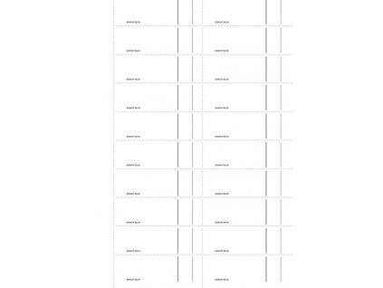 Bonová kniha Optys - A4 / 100 listů / 1264