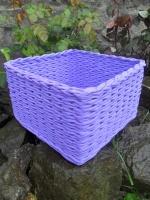 Vzorek šipky papírové pletení