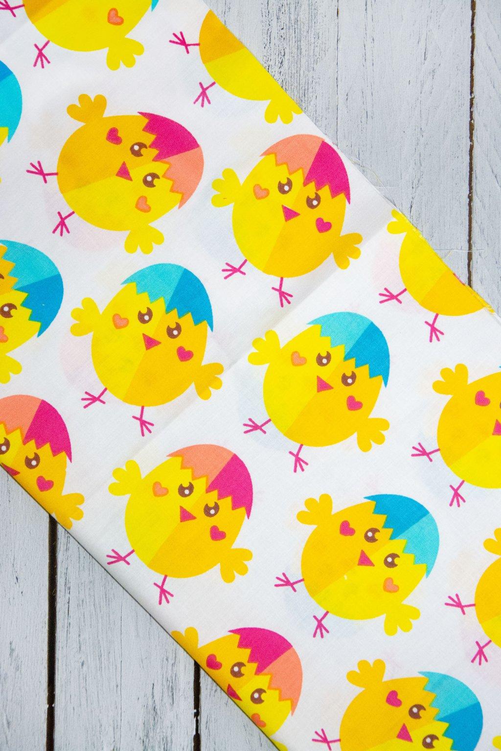 Veselá kuřátka