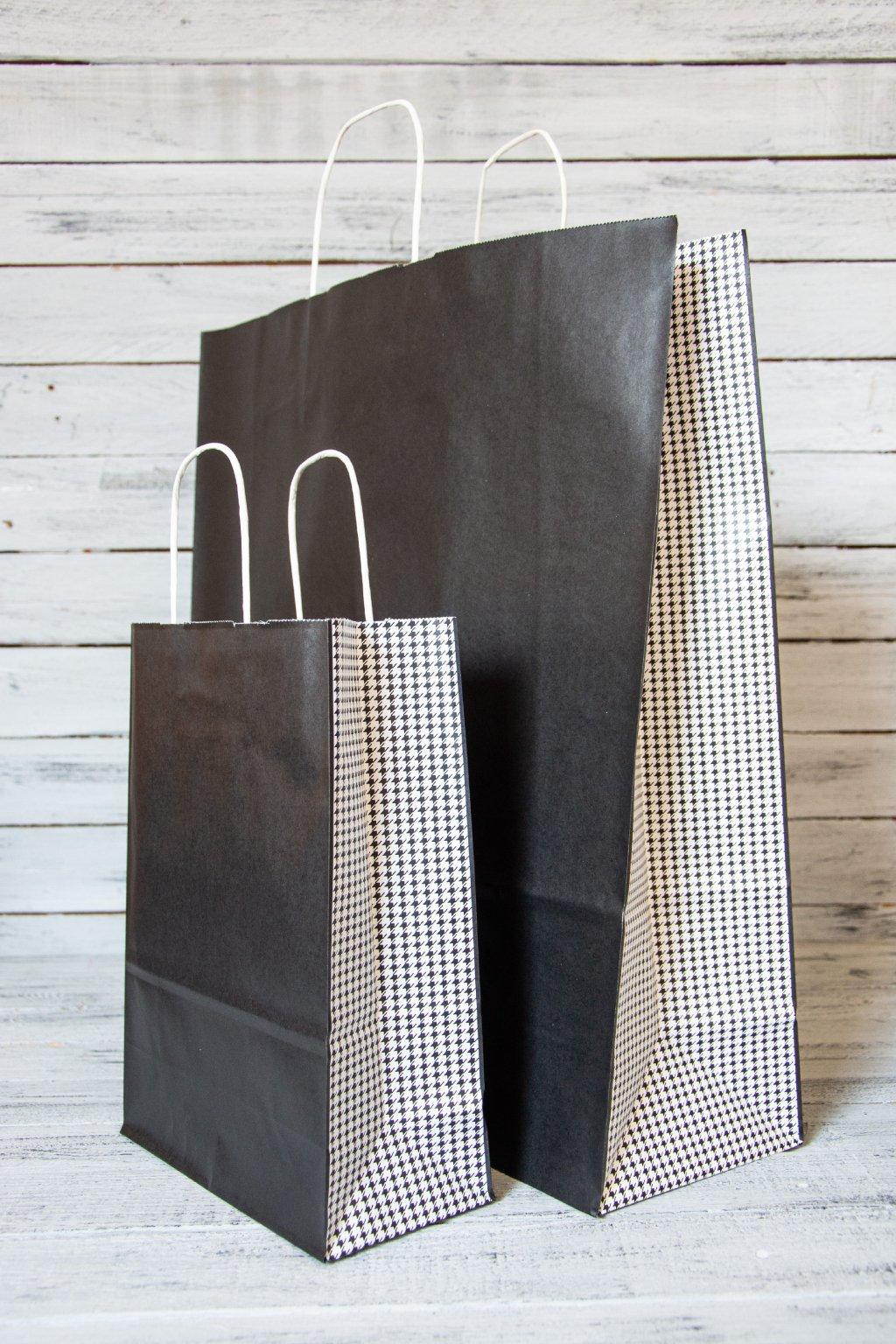 Sada elegantních dárkových tašek