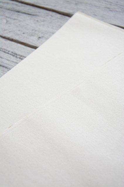 Nařezaný papír Havana na papírové pletení