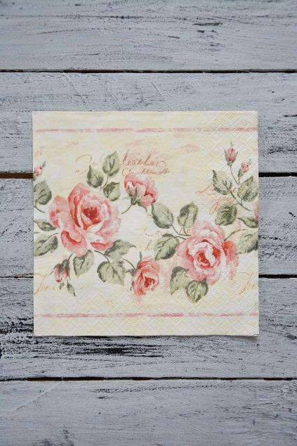 Romantické růže