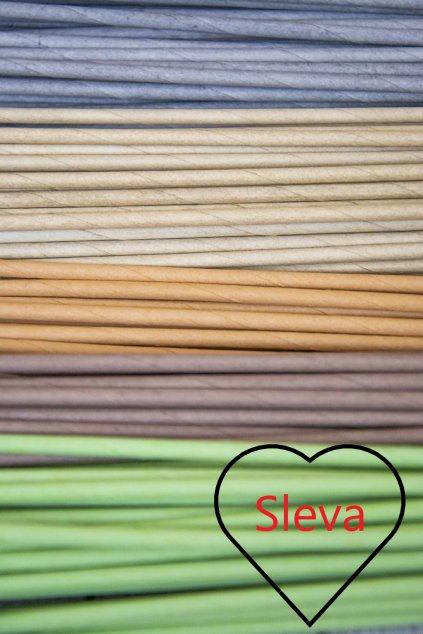 1836 barevny mix slabych rulicek 256 k