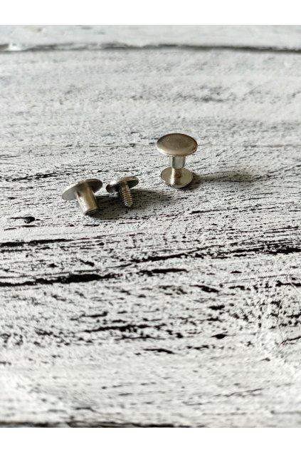 Sedlářský nýtek šroubovací průměr 10 mm