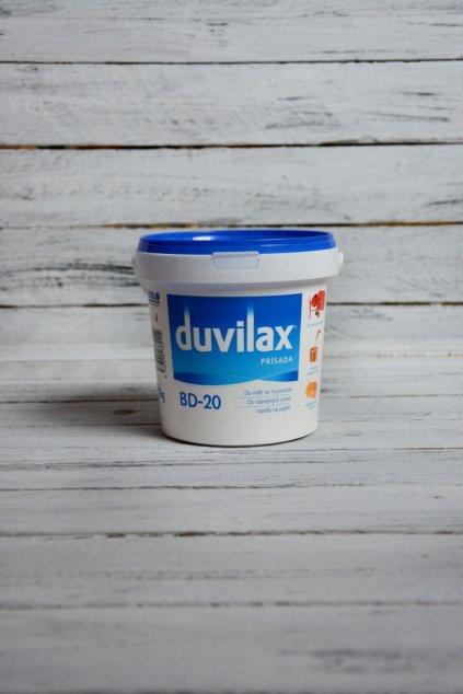 Modrý duvilax na lepení kartonu, ruliček i lakování