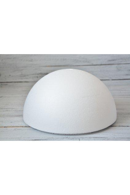 polystyrenová koule forma na chlebník průměr 30 cm