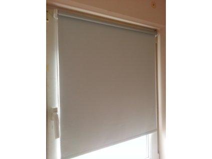 Látková roleta  - bílá 70x150cm