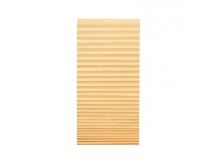 Papírová žaluzie plisé PAPL - béžová (přírodní) 100x200cm
