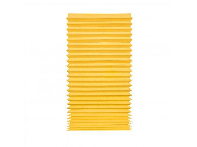 Papírová žaluzie plisé PAPL - krémová 80x180cm