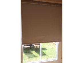 Látková roleta PAPL - béžová 68x215cm