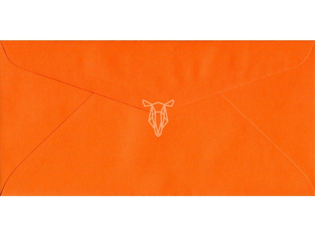 947 obalka dl oranzova