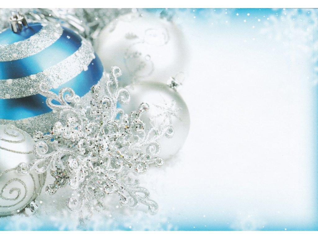 Obálka C6 - Vánoční motiv 15