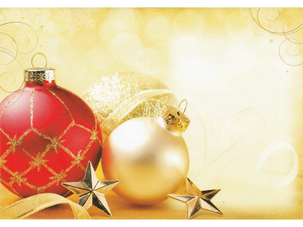 Obálka C6 - Vánoční motiv 17