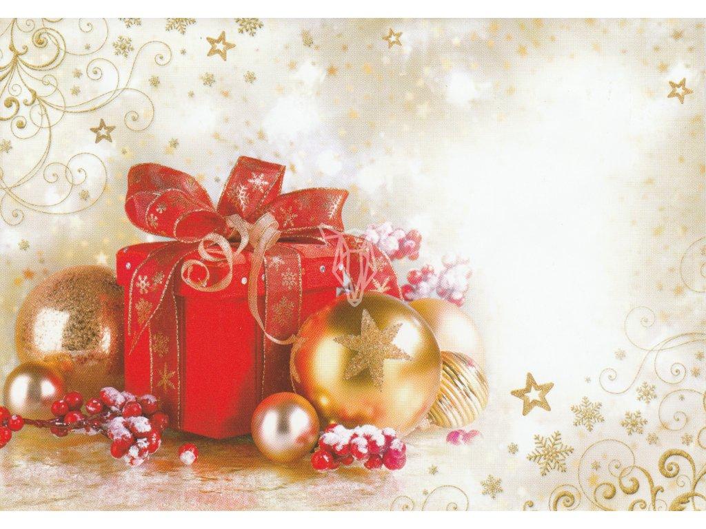 Obálka C6 - Vánoční motiv 19
