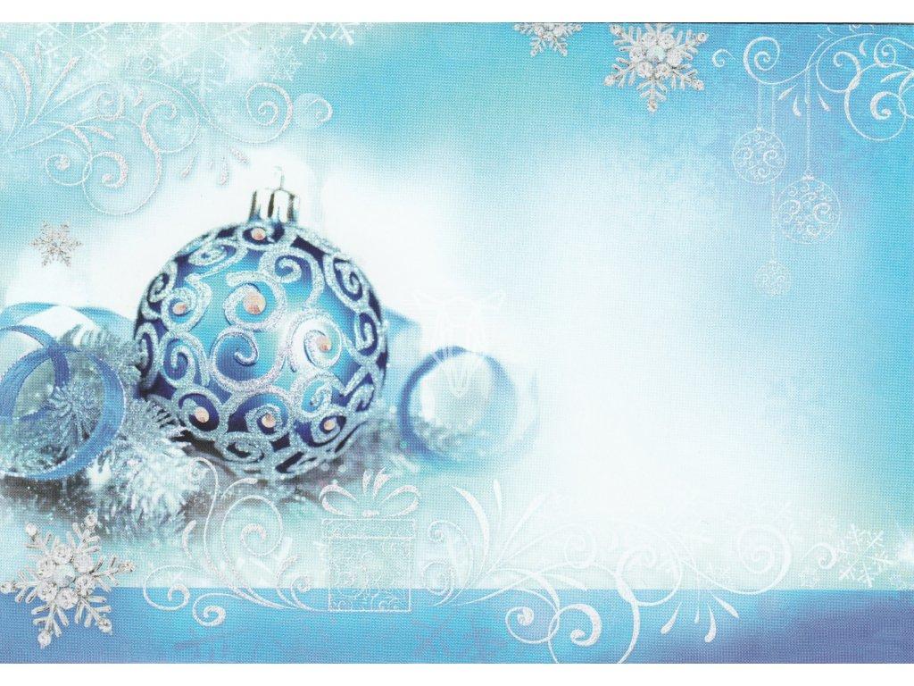 Obálka C6 - Vánoční motiv 20