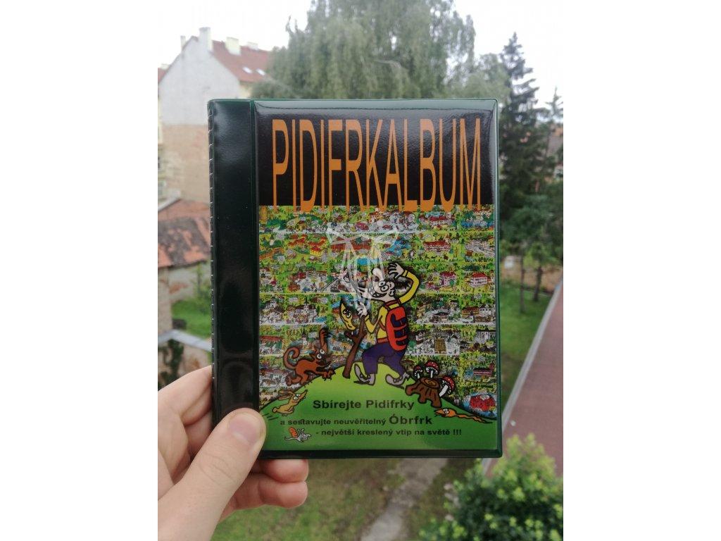 14534 3 album na pohlednice pidifrk album na 52 pidifrku