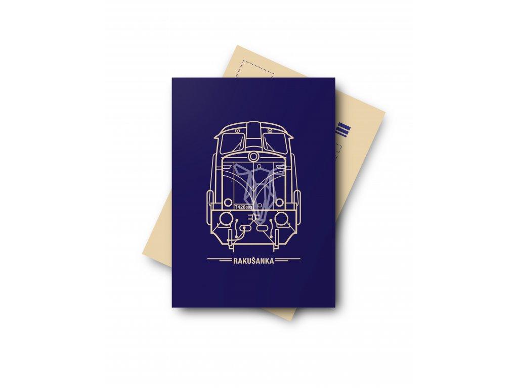 17273 pohled lokomotiva rakusanka