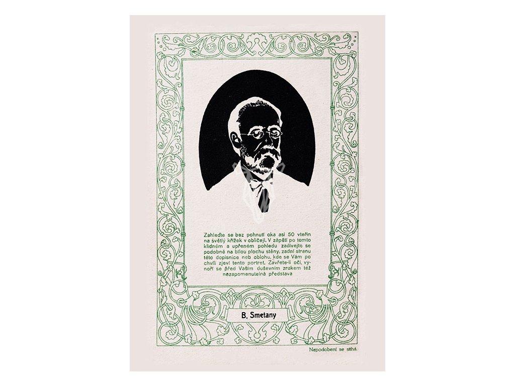 15104 pohlednice bedrich smetana