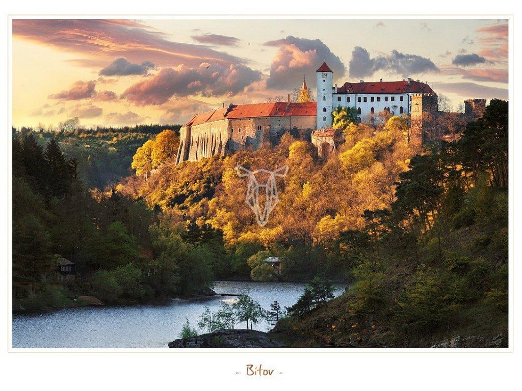 5222 2 pohlednice bitov 17 x 12 5 cm