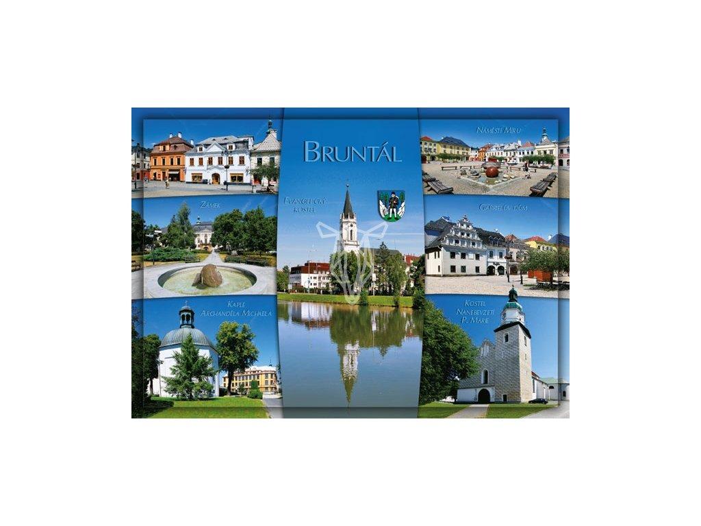 16235 1 pohlednice bruntal
