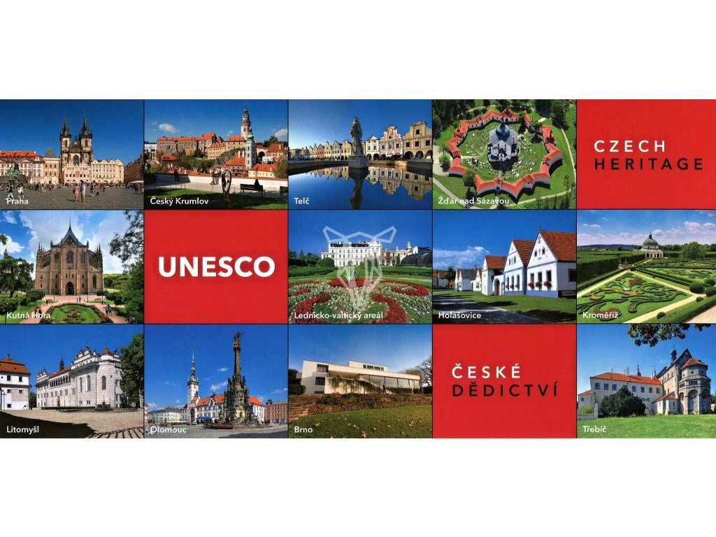 6413 2 pohlednice ceske dedictvi unesco 2