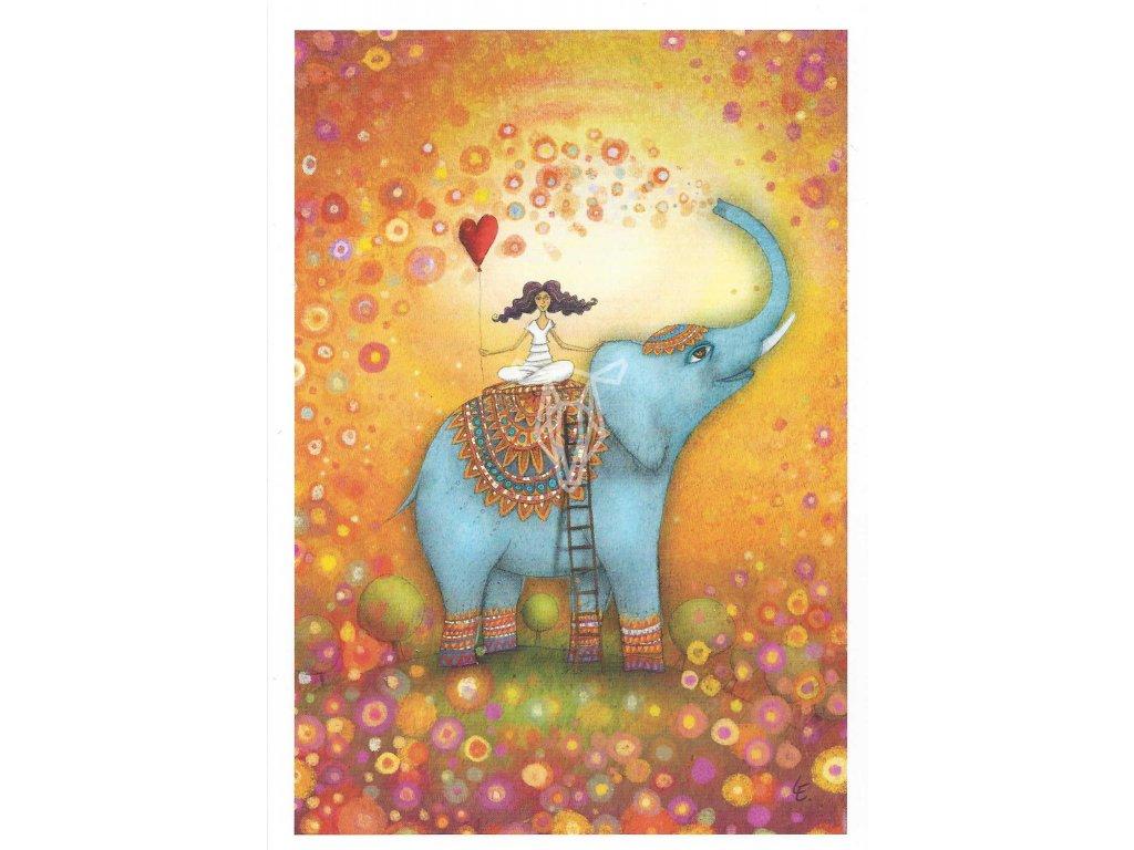 Myšlenka slon