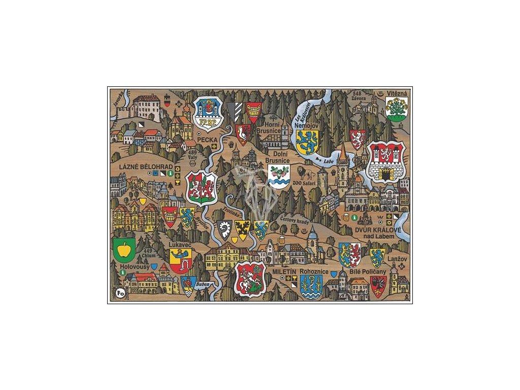 10523 1 pohlednice dvur kralove nad labem