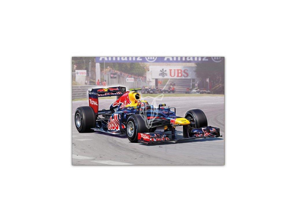 15665 2 pohlednice formule renault