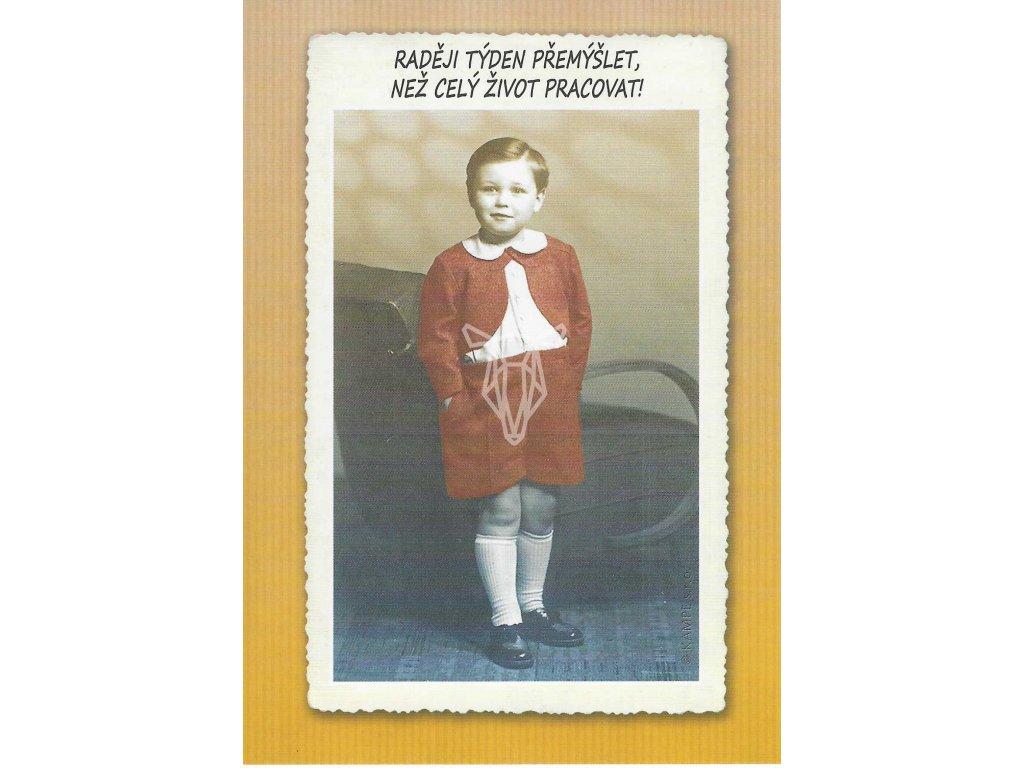 14351 2 pohlednice hlavne chlapce nepracuj 1