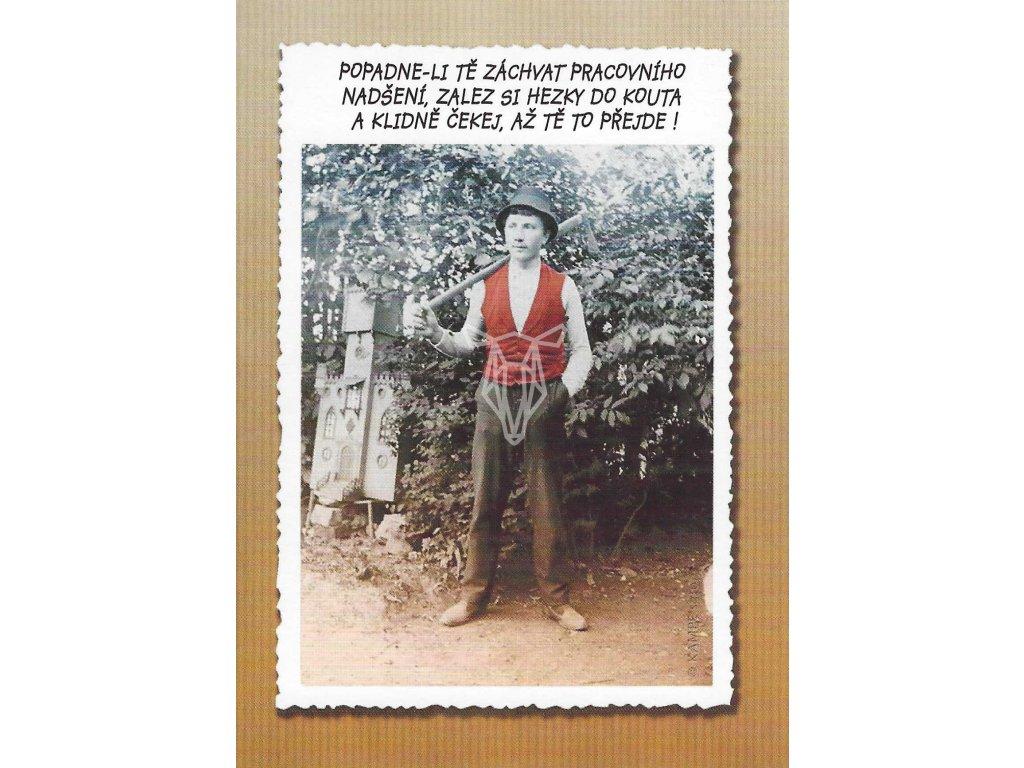 14417 3 pohlednice hlavne chlapce nepracuj 5