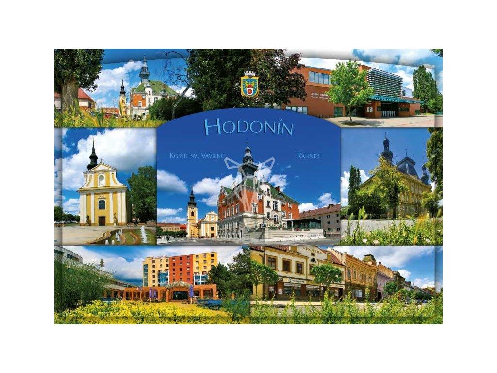 16310 pohlednice hodonin
