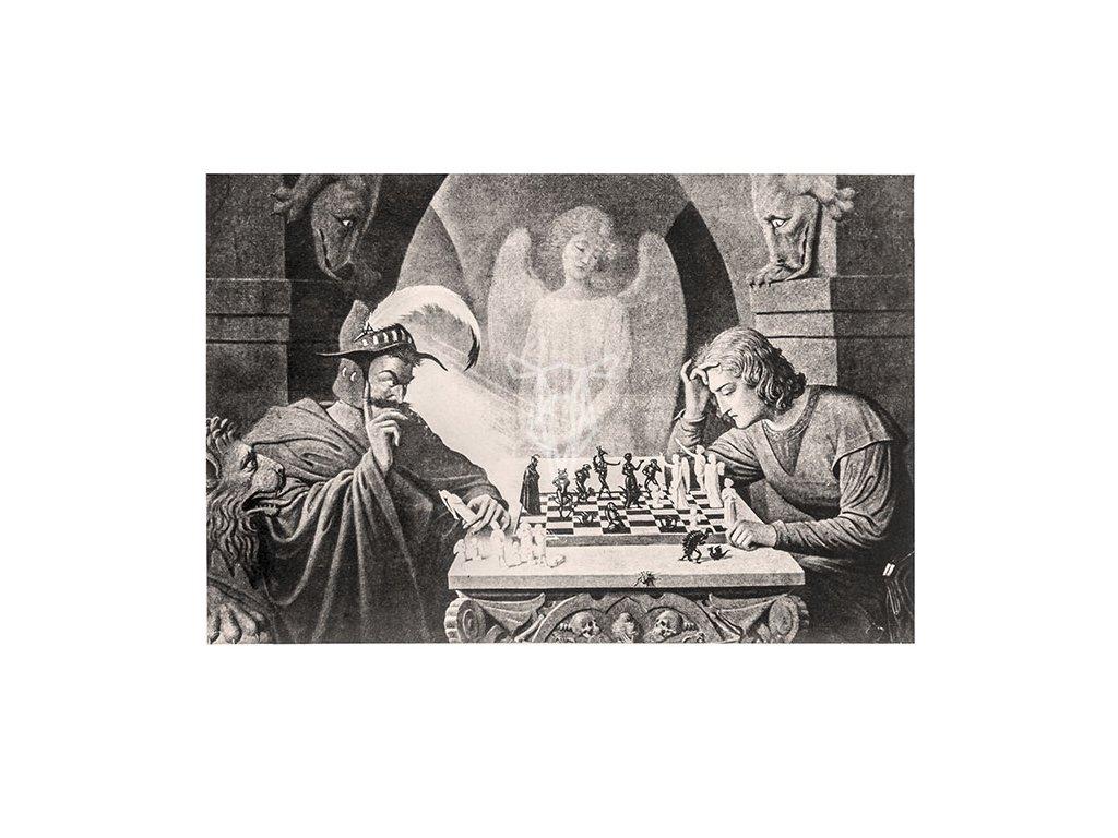 15131 3 pohlednice hra