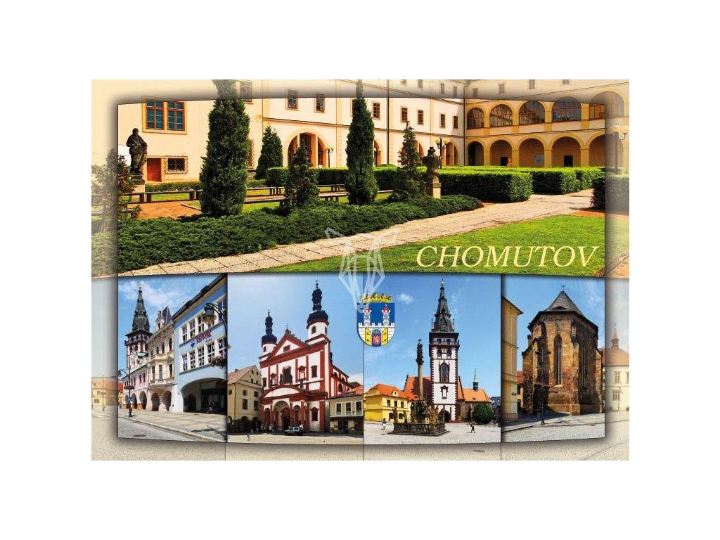 16211 1 pohlednice chomutov