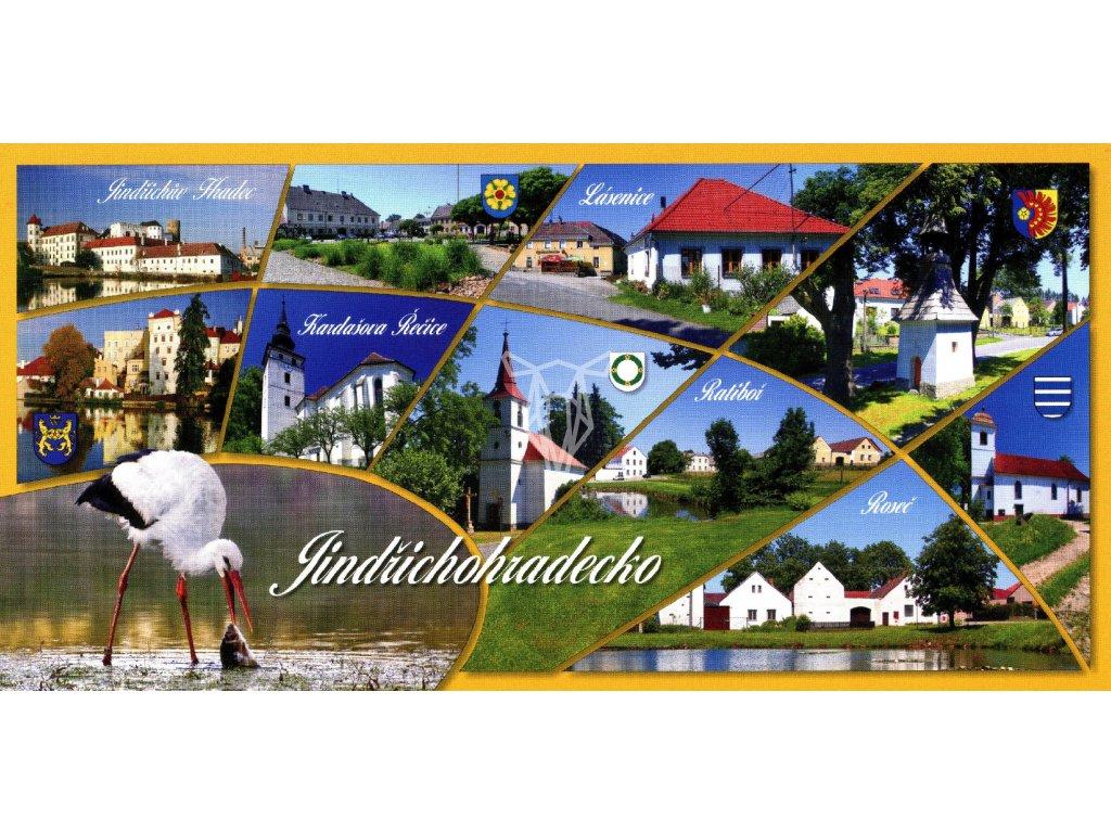92 pohlednice jindrichohradecko siroka