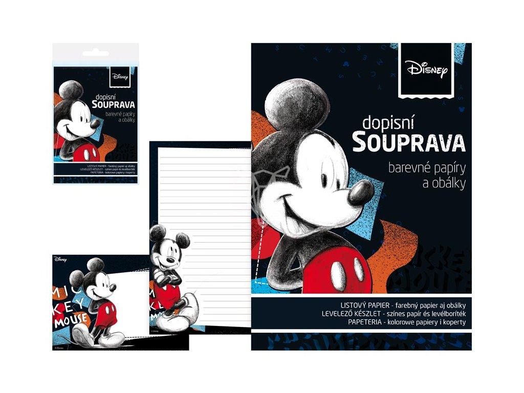 18260 dopisni set mickey mouse