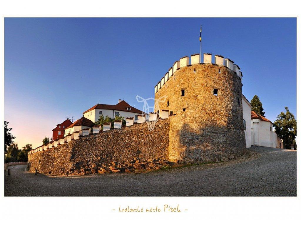 1415 pohlednice kralovske mesto pisek