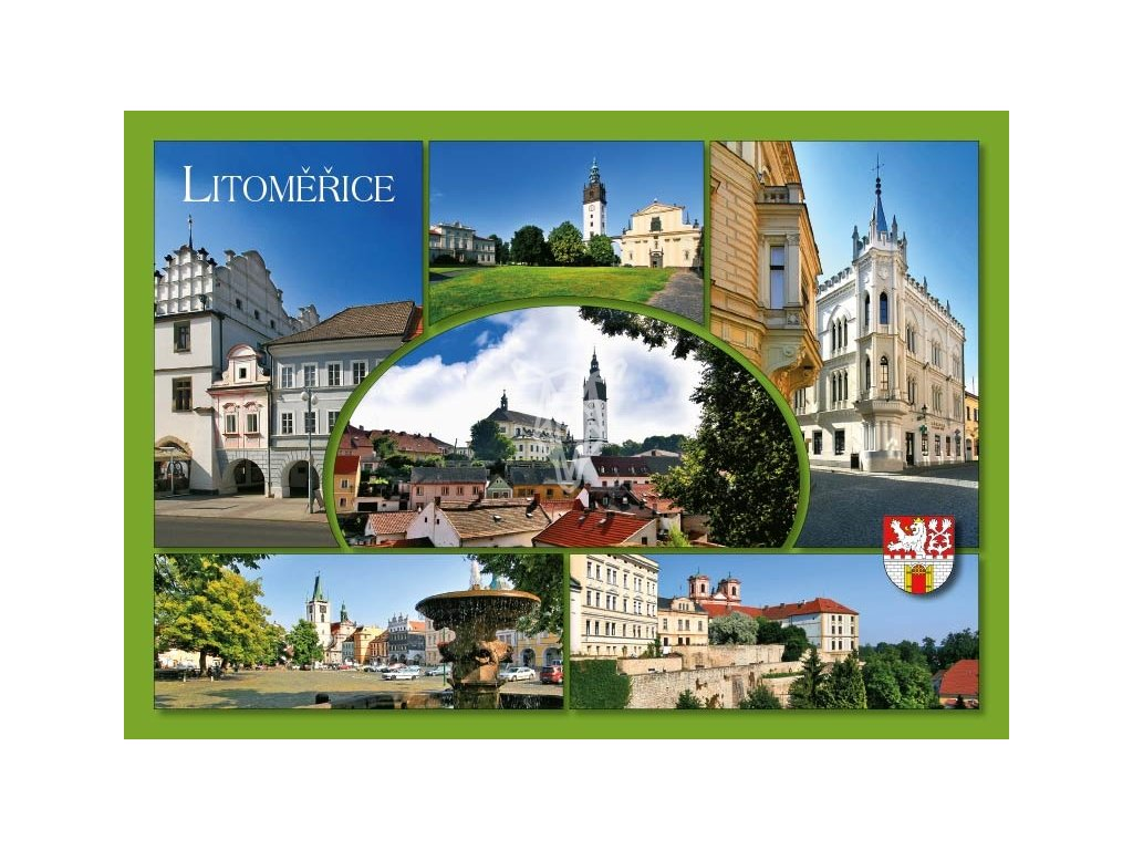 16202 pohlednice litomerice