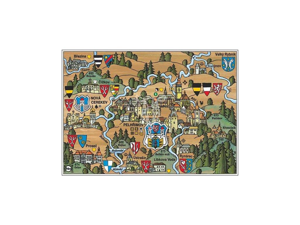 10511 1 pohlednice pelhrimov