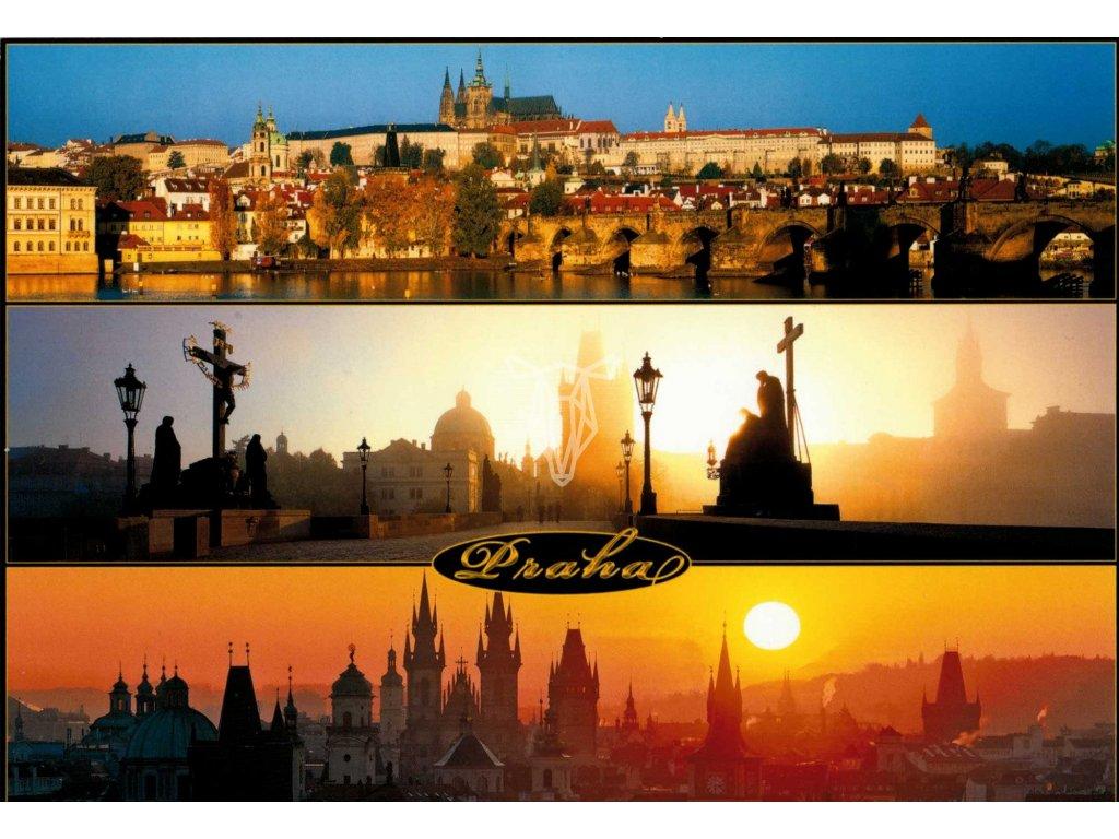 1241 pohlednice praha