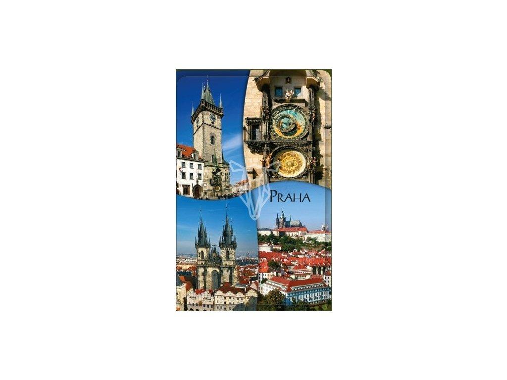 Praha výška