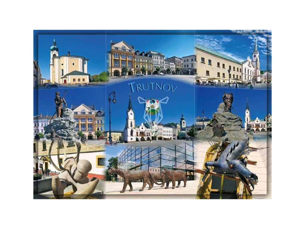 16250 pohlednice trutnov